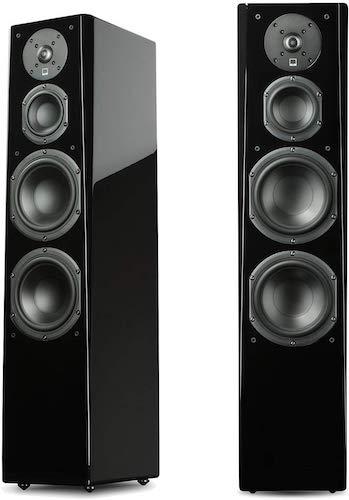 2. SVS Prime Tower Speaker (Piano Gloss Pair)