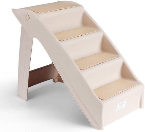 9. Flexzion Pet Stairs