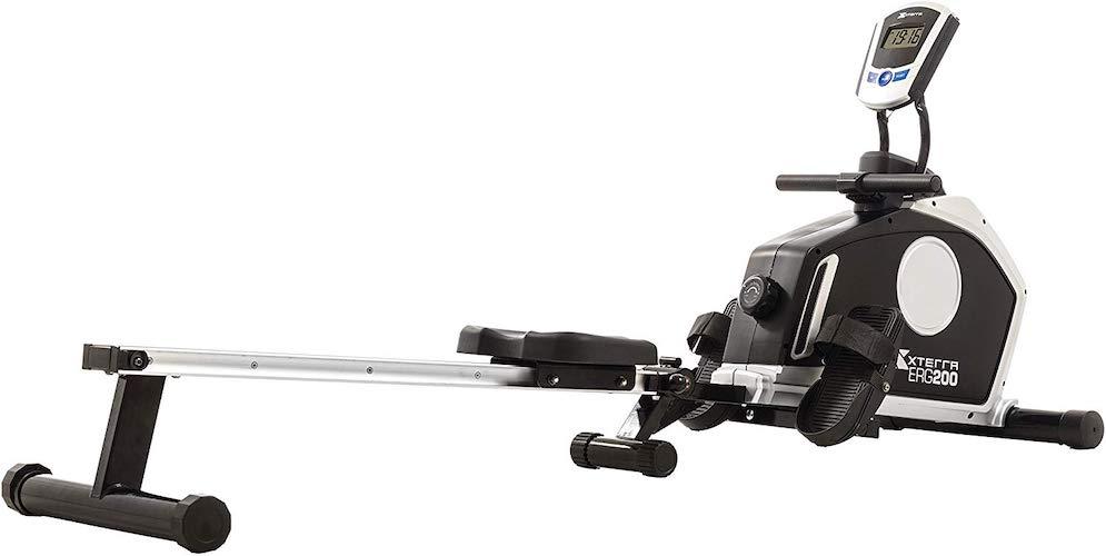 9. XTERRA Fitness ERG200 Folding Magnetic Resistance Rower
