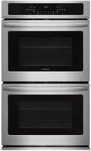 5. Frigidaire FFET3026TS 30 Inch 9.2 cu. ft. Total Capacity Electric Double Wall Oven