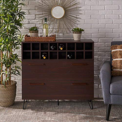 Top 10 Best Wine Storage Cabinets in 2020 Reviews