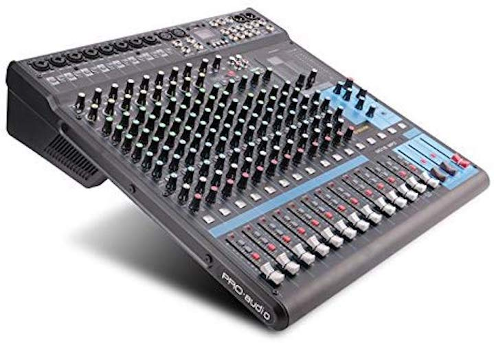 3. G-Mark Professional Audio Mixer