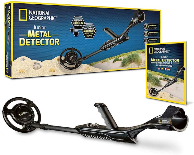 3. NATIONAL GEOGRAPHIC Junior Metal Detector