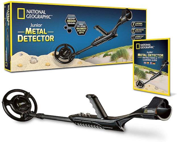 3. NATIONAL GEOGRAPHIC Junior Metal Detector