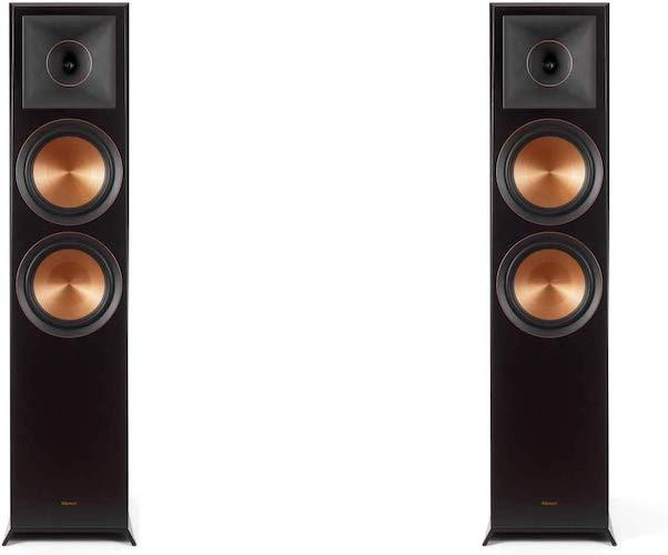 1. Klipsch RP-8000F Floorstanding Speaker (Ebony (Pair))