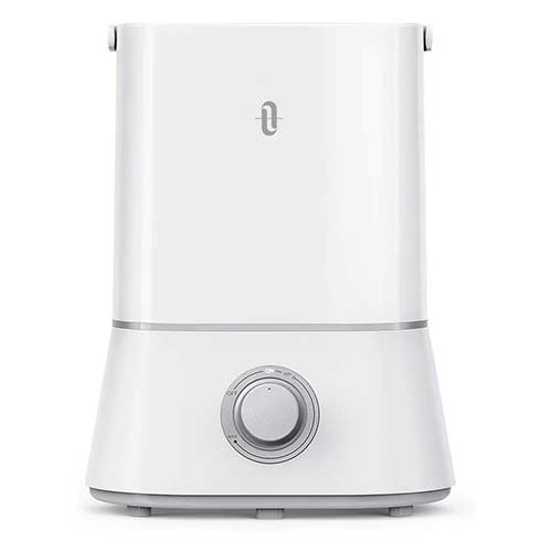 7. TaoTronics Ultrasonic Humidifiers for Babies, 4L Quiet Cool Mist Humidifier