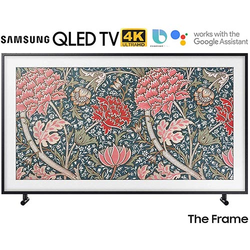 1. Samsung QN65LS03RA The Frame 3.0 65