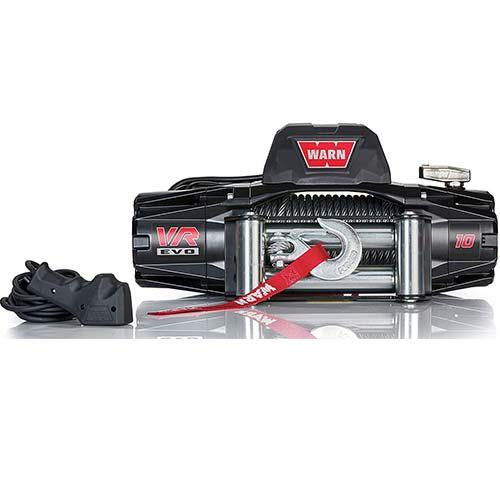 6. WARN 103252 VR EVO 10 Standard Duty Winch