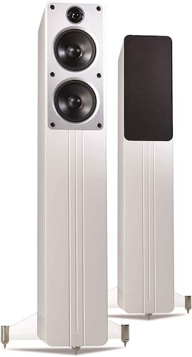 3. Q Acoustics Concept 40 Floorstanding Speaker Pair