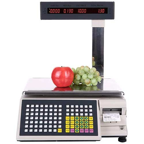 7. TEHWDE Mechanical Kitchen Scales Electronic Scales