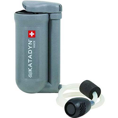 8. Katadyn Hiker Microfilter Water Filter