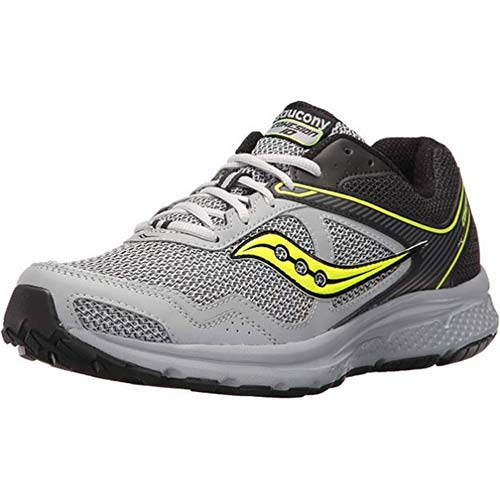 5. Saucony Men's Cohesion 10 Running Shoe