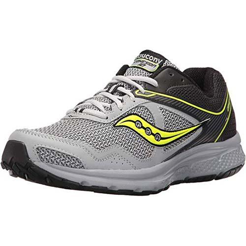 5. Saucony Men's Cohesion 10 Running Shoe