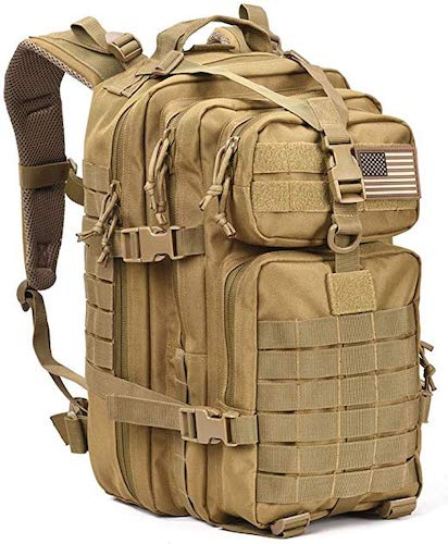 5. Military Tactical Assault Pack Backpack Army Molle Bug Out Bag Backpacks Small Rucksack