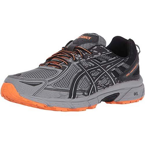 1. ASICS Men's Gel-Venture 6 Running Shoe