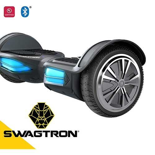 4. Swagtron T3 Version 2 Hands Free Smart Board