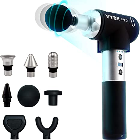 5. VYBE Percussion Massage Gun - Pro Model- Massager for Deep Tissue Muscle