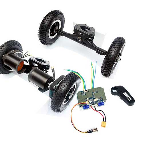 1. BAFAGN 48V 500W Brushless Hub Motor Ebike Conversion Kit