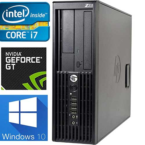 7. HP i7 Gaming Computer, Quad-Core i7 Upto 3.8GHz
