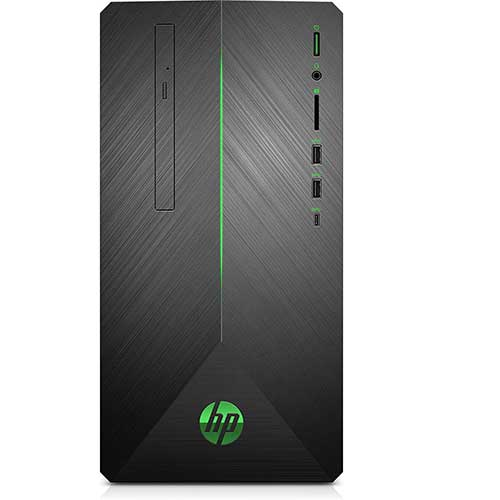 5. HP 3LA37AAR#ABA Gaming Desktop Computer