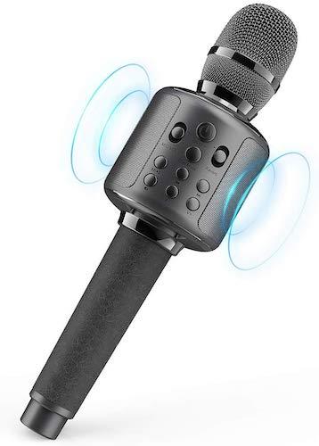 1. Karaoke Microphone Wireless Singing Machine