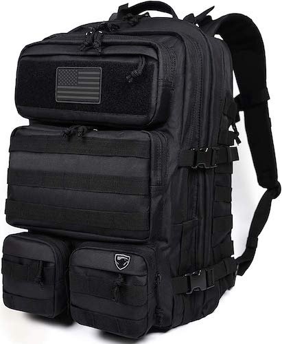 4. Military Backpack | Military Tactical Backpack For Men | Bug Out Bag