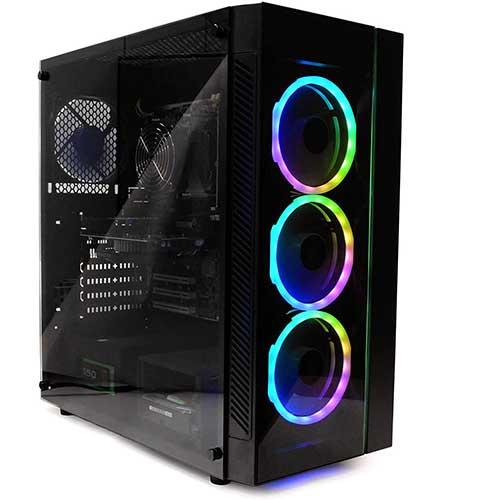 2. Periphio Gaming Desktop Computer Tower PC