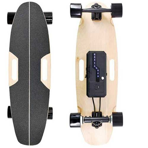9. Scooter Longboard Electric Skateboard