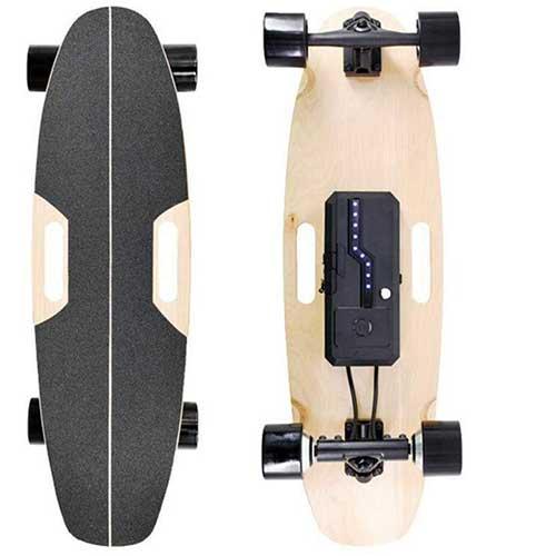 9. Scooter Longboard Electric Skateboard