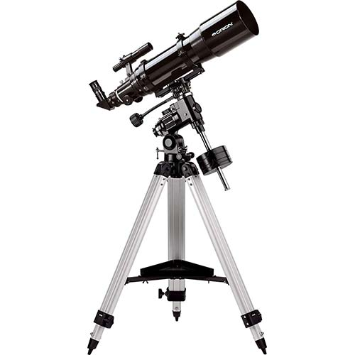 7. Orion 9005 AstroView 120ST Equatorial Refractor Telescope