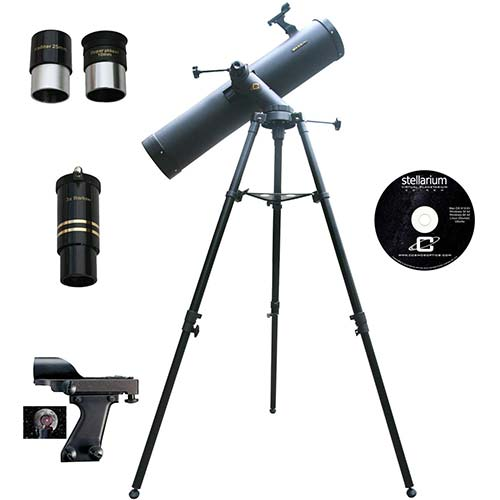 9. Cassini 900mm x 135mm Astronomical Telescope Kit
