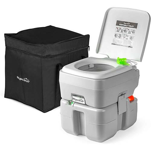 Top 10 Best Portable Toilets for Boat in 2020 Reviews