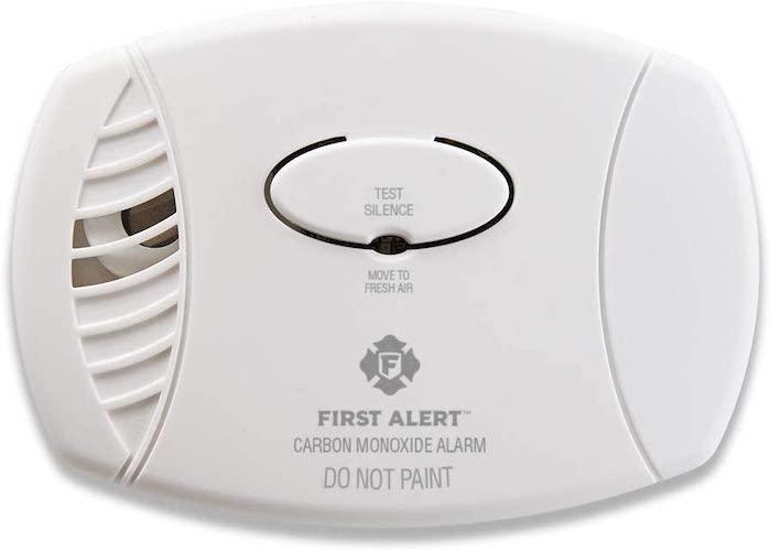 2. First Alert CO400 Carbon Monoxide Detector