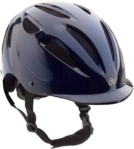 6. Ovation Women's Protege Riding Helmet