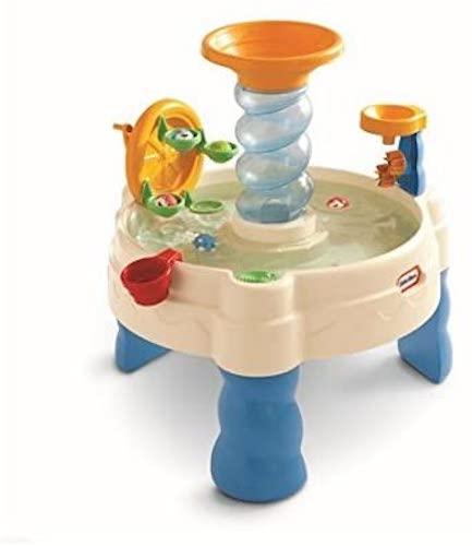 2. Little Tikes Spiralin' Seas Waterpark Water Table