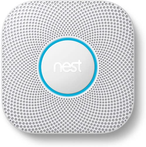 3. Google, S3003LWES, Nest Protect Smoke + Carbon Monoxide Alarm