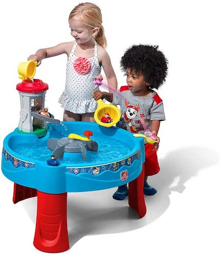 4. Paw Patrol Sea Patrol Water Table with Accessory Set & 4 Characters