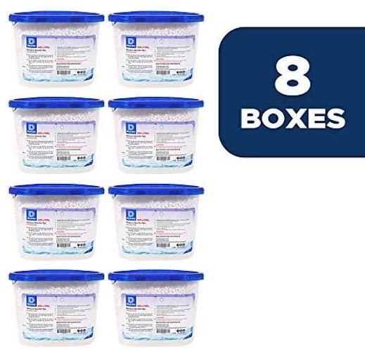 8. Dry & Dry [8 Boxes [Net 10 Oz/Box] Premium Moisture Absorber