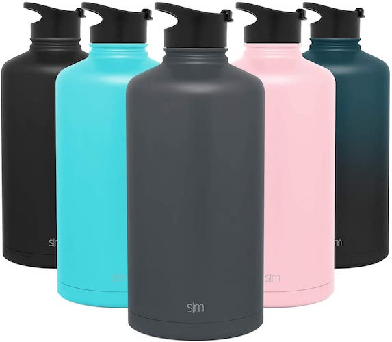 7. Simple Modern 1 Gallon Summit Sports Water Bottle