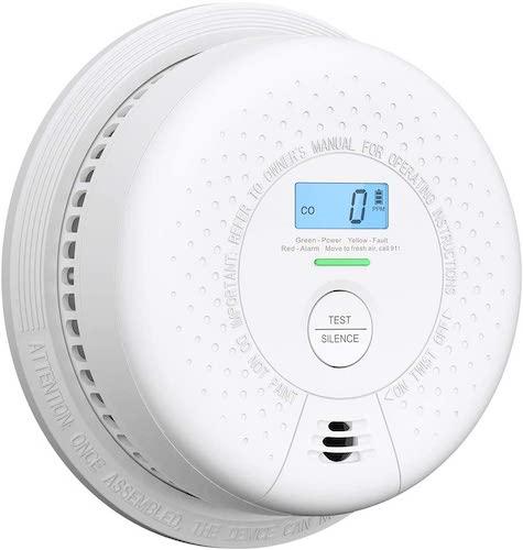 5. X-Sense 10 Year Battery Carbon Monoxide Detector Alarm