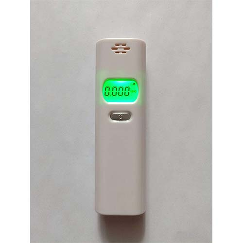 9. High Accuracy Professional Breathalyzer, Portable Breath Alcohol Tester