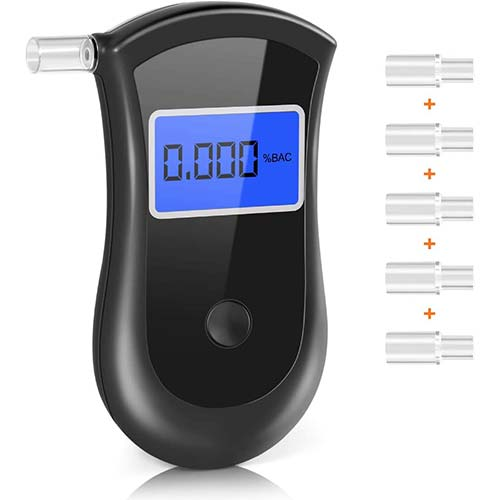 Top 10 Best Cheap Breathalyzers in 2020 Reviews