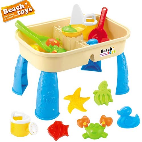 Top 10 Best Kid's Water Tables in 2020 Reviews