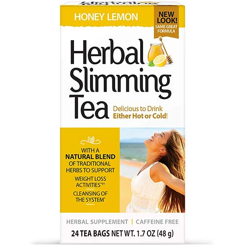 4. 21st Century Slimming Tea