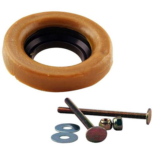 5. Westbrass D6033-40 wax ring