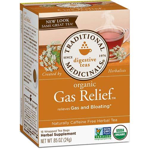 8. Traditional Medicinals Organic Tea