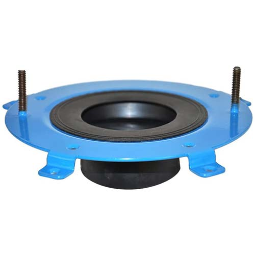 9. NEXT BY DANCO (10672X) HydroSeat Durable Toilet Flange Repair, Blue and Black, 1-Pack