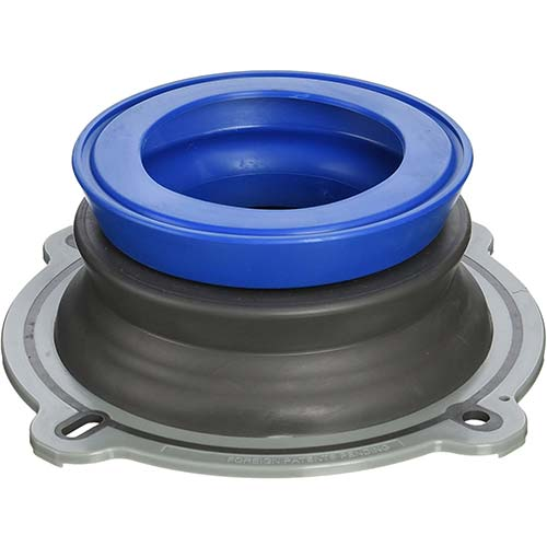 3. NEXT BY DANCO Perfect Seal Toilet Wax Ring | Wax-Free Toilet Seal | Toilet Installation & Repair (10718X)