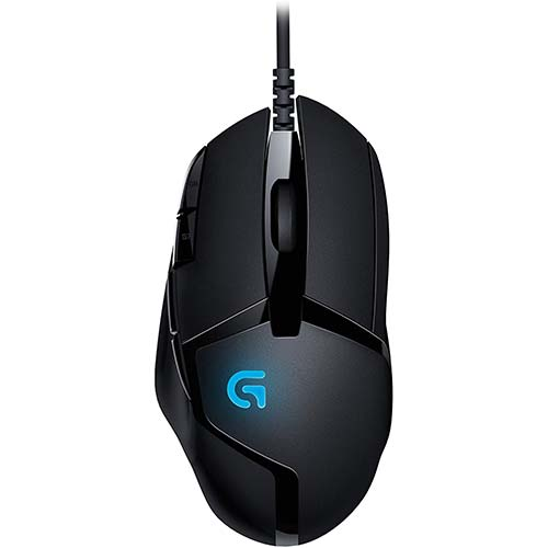 4. Logitech G402 Hyperion Fury FPS Gaming Mouse
