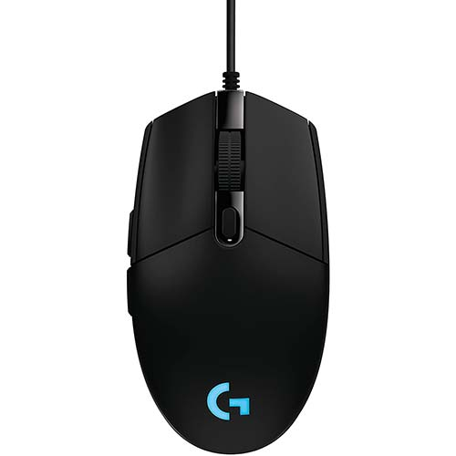 1. Logitech G203 Prodigy RGB Wired Gaming Mouse
